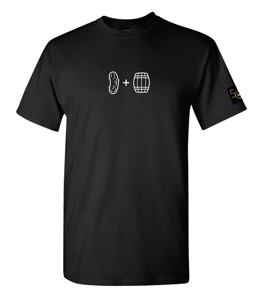 Picture of P+B Black T-shirt