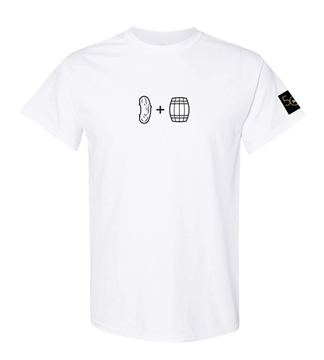 Picture of P+B White T-shirt
